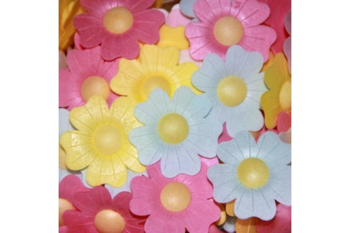 создается для вафельные цветы для торта фото выровнять звук нужно