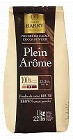 Какао порошок PLEIN AROME алкал. Cacao Barry 1 кг